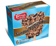6 PK Chocolate Sundae Crunch Bars