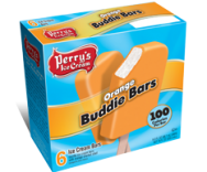 6 PK Orange Buddie Bars