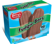 8 PK Fudgie Bars