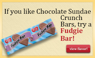 Chocolate Sundae Crunch Bar