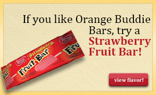 Orange Buddie Bar