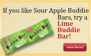 Sour Apple Buddie Bar