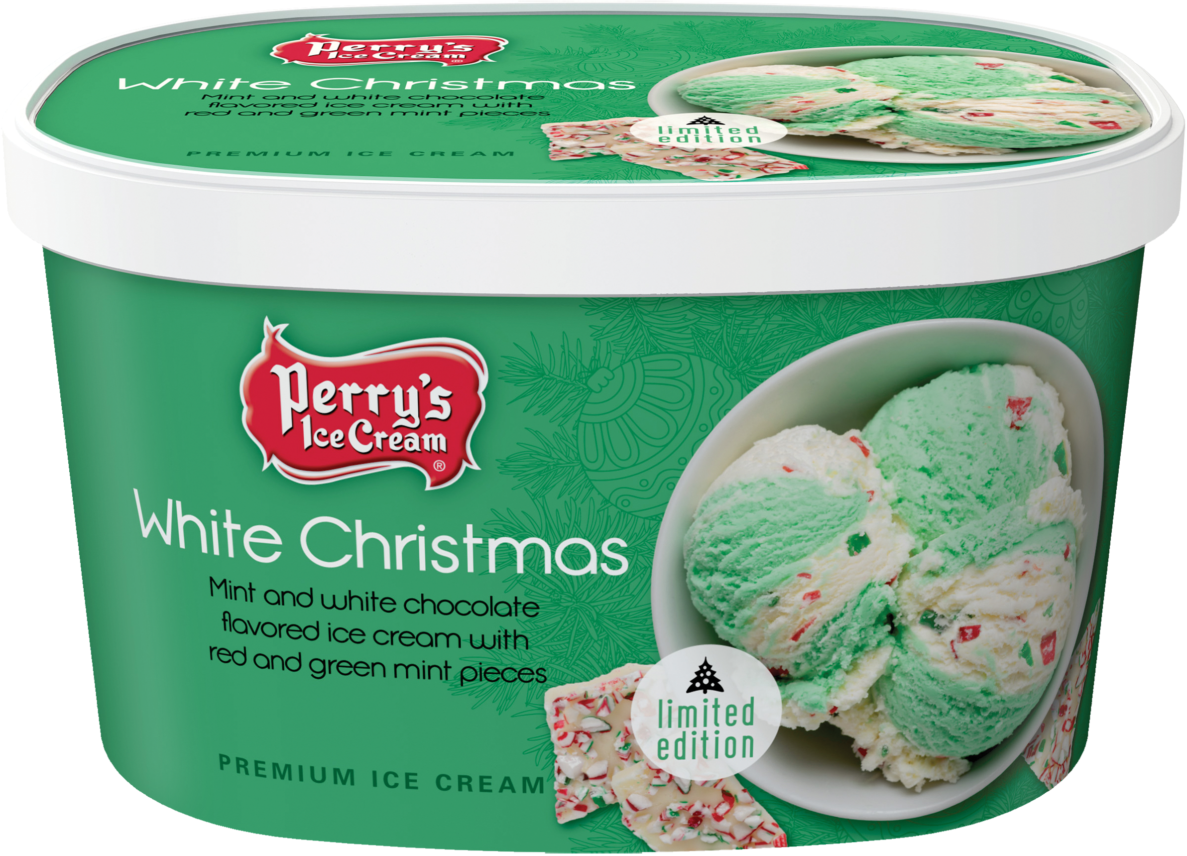 White Christmas - Perry's Ice CreamPerry's Ice Cream