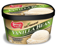 All Natural Vanilla Bean
