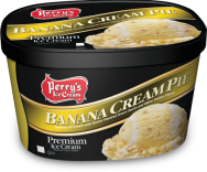 Perry's Ice Cream Banana Cream Pie