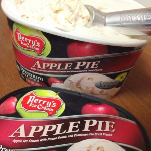 Perry's Ice Cream Apple Pie