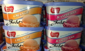 Perry's Ice Cream Simple Guide to Packaging - Sherbet