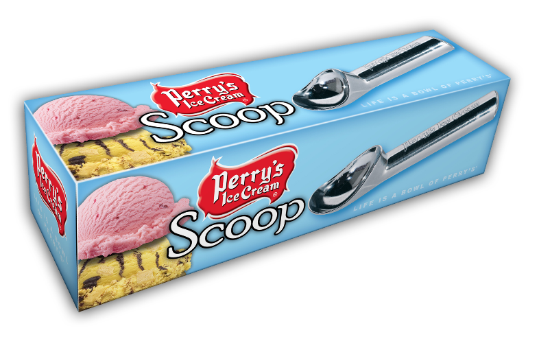 Perrys Ice Cream New Scoop