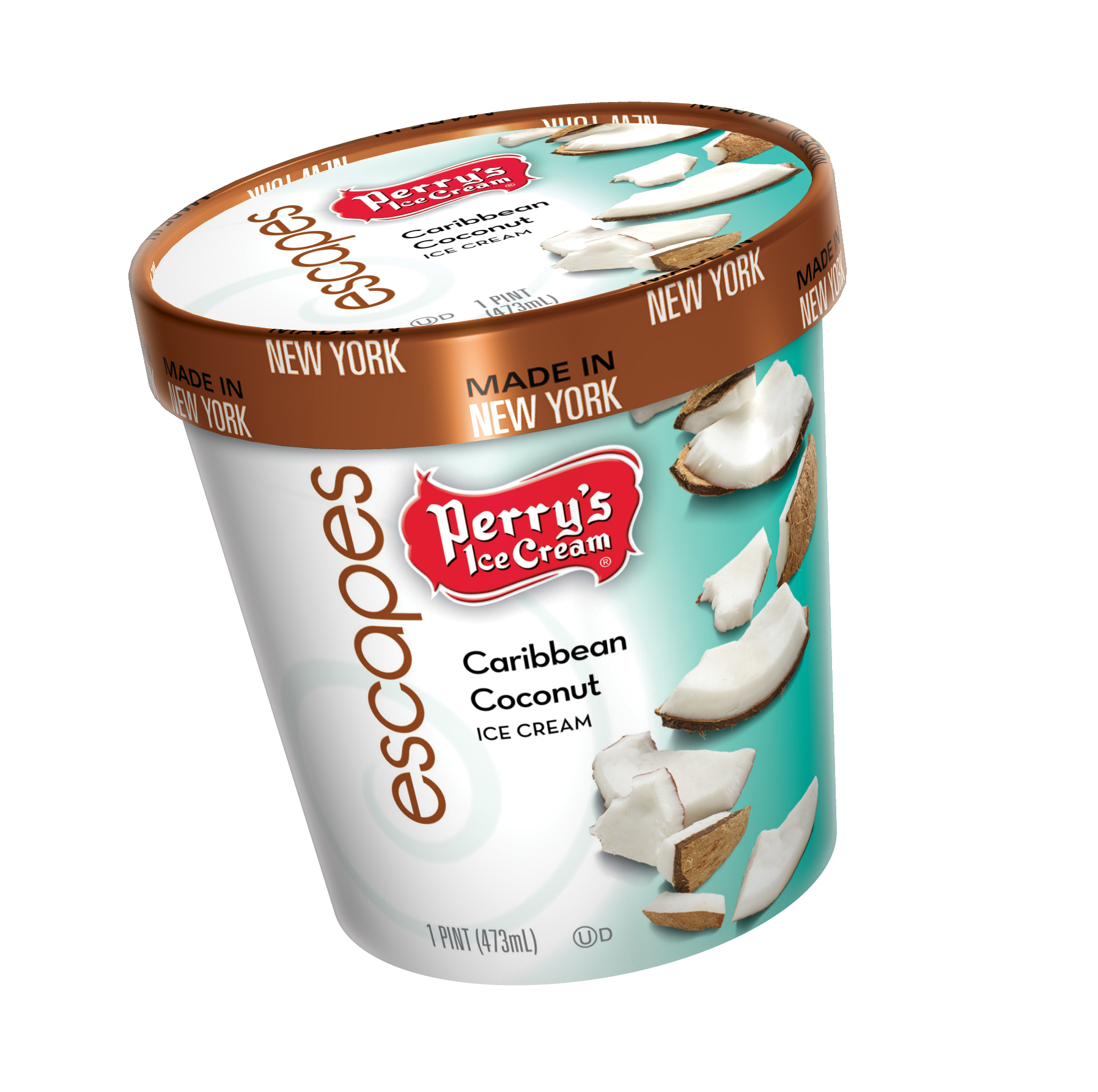 Escape with Caribbean Coconut - Perry's Ice CreamPerry's ...