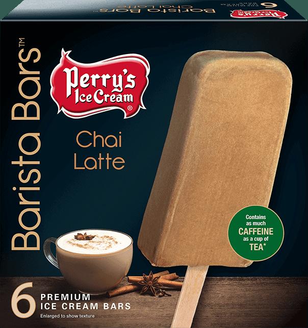 perry's chai latte barista bars