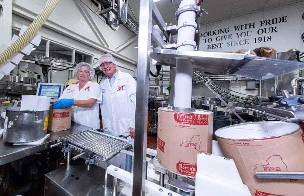 ice cream manufacturers