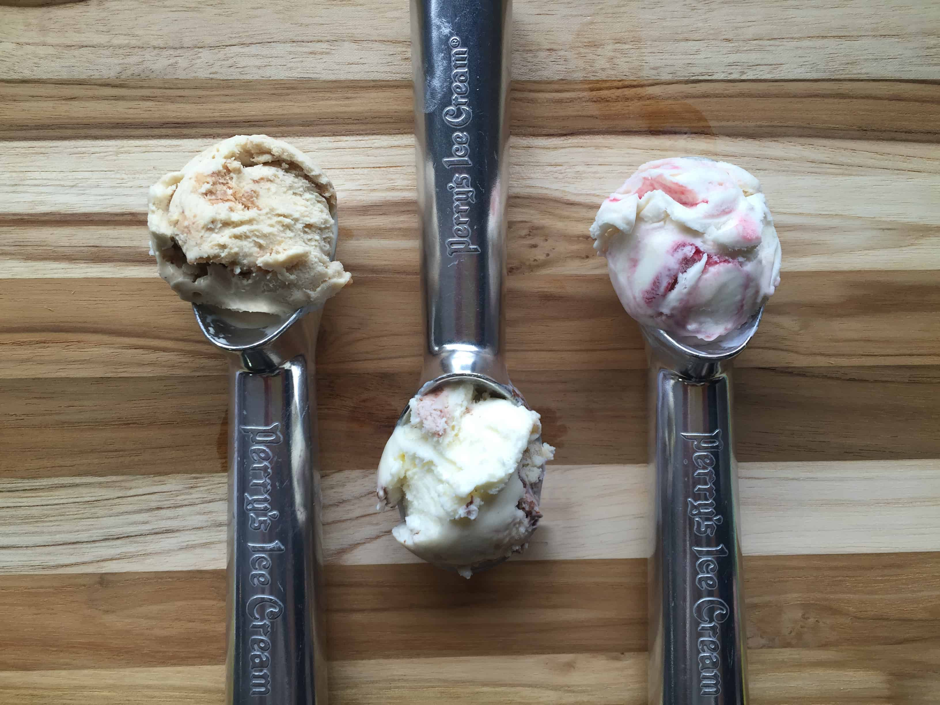 ice cream flights