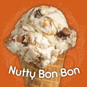 nutty bon bon ice cream stand